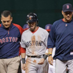 Red Sox Fall to Indians 3-2