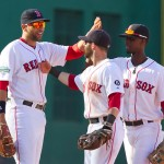 New Look Boston Red Sox Team Tries to Get Back on Track!