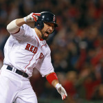 Victorino Hits Homerun As Sox Win First of Four In Seattle